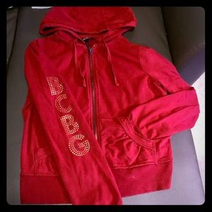 BCBG hoodie size medium women's hoodies
